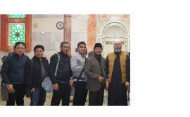 Napak Tilas Kejayaan Islam di Madrid Spanyol