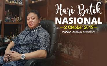 IITCF Ucapkan Selamat Hari Batik Nasional