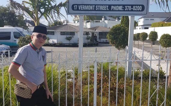 Wisata Halal dengan mengunjungi Mesjid pertama New Zealand