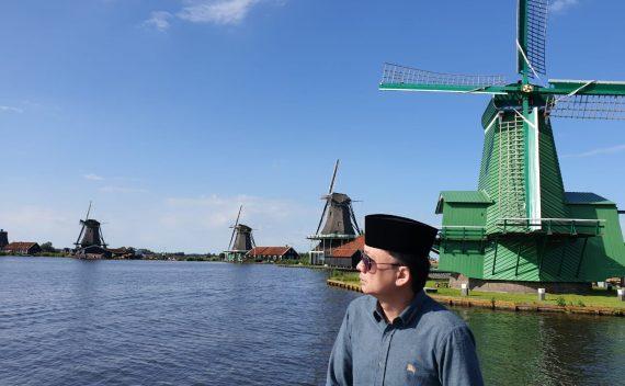 Wisata Saanze Schans - Netherland (Belanda)