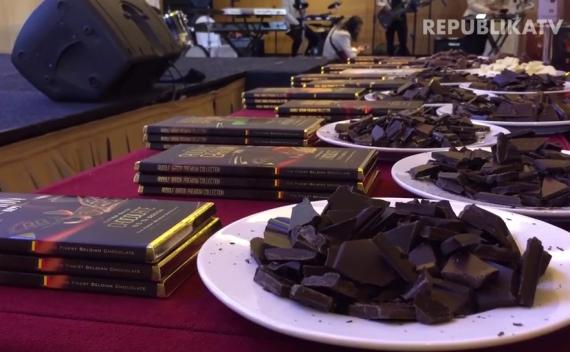 Coklat Halal Belgia