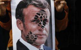 Presiden Perancis Macron