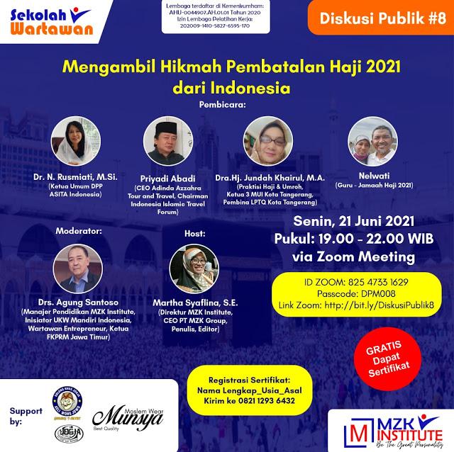 Pembatalan Haji Indonesia